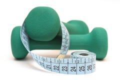 Aptitud y dieta Fotografía de archivo libre de regalías