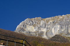 Apuan alps Stock Images