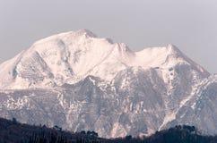 Apuane di Alpi Immagini Stock Libere da Diritti