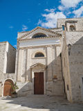 apulia施洗约翰教堂giovinazzo约翰st 免版税库存图片