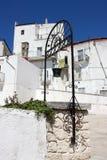 apulia Ιταλία του Angelo monte sant Στοκ φωτογραφία με δικαίωμα ελεύθερης χρήσης