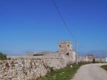Apulia στην Ιταλία Στοκ φωτογραφία με δικαίωμα ελεύθερης χρήσης