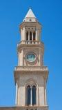 apulia altamura clocktower Στοκ Φωτογραφίες