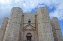apulia castel del Ιταλία monte Στοκ Εικόνες