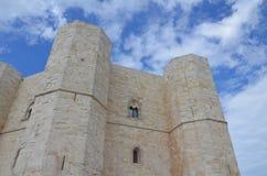 apulia castel del Ιταλία monte Στοκ φωτογραφία με δικαίωμα ελεύθερης χρήσης