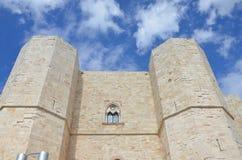 apulia castel del Ιταλία monte Στοκ εικόνες με δικαίωμα ελεύθερης χρήσης