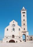 apulia katedralny Italy trani Zdjęcie Stock