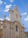 apulia katedry molfetta zdjęcie stock