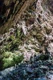 Apulian caves Stock Photo