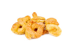 Apulian Sweet Bagels Stock Images