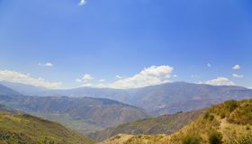 Apurimac Valley Stock Photography