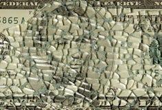 Apuros financieros Foto de archivo