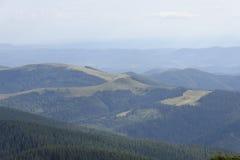 Apuseni山,罗马尼亚 免版税库存照片