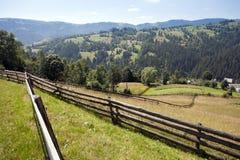 Apuseni landscape Stock Photography