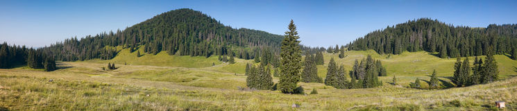 Apuseni Mountains Royalty Free Stock Photos