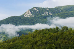 Apuseni Mountains Royalty Free Stock Photography