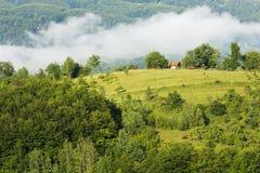 Apuseni Mountains Royalty Free Stock Photo