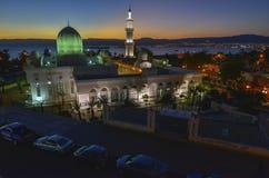 aqaba Ιορδανία Στοκ εικόνα με δικαίωμα ελεύθερης χρήσης