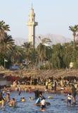 aqaba Иордан стоковые фотографии rf