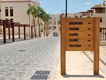 Aqaba Tala zatoka Zdjęcia Stock