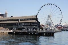 Aquário de Seattle foto de stock royalty free