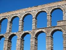 Aquädukt Stockbild
