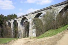 Aquädukt Lizenzfreies Stockbild
