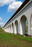 Aquädukt Lizenzfreies Stockfoto