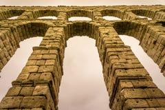 Aquädukt-Bögen Stockbilder