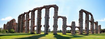 Aquädukt der Wunder Stockfoto