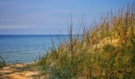 Aquí está, el mar Báltico fotografía de archivo