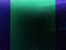 Aqua światło i zmrok Zdjęcie Stock