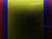 Aqua światło i zmrok Zdjęcia Stock
