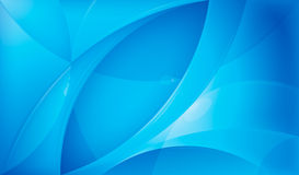 Aqua abstract background Stock Image