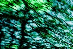 Aqua abstrait Photo libre de droits