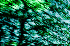 aqua abstrakcyjne Zdjęcie Royalty Free
