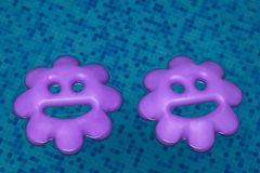 Aqua aerobics Flowers Stock Photo