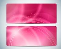 Aqua Background Card Vector Iillustration abstraite Photos stock
