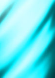 Aqua blue Artistic fabric texture illustration Royalty Free Stock Photos