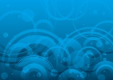 Aqua blue background Royalty Free Stock Images