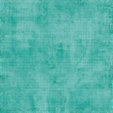 Aqua Blue Scrapbook Background Royalty Free Stock Photo