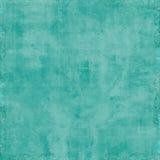 Aqua Blue Scrapbook Background Royalty Free Stock Photo