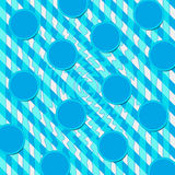 Aqua Blues Abstract Background Photos libres de droits