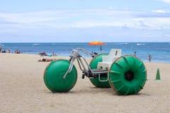 Aqua-cirkulering vatten Trike arkivfoto