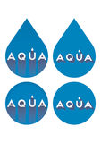 Aqua Royalty Free Stock Images