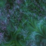 Aqua and Dark Green Background Royalty Free Stock Image