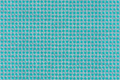 Aqua Diamond Background. Aqua diamonds on aqua/white background Royalty Free Illustration