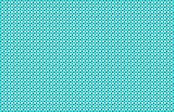 Aqua et fond blanc d'armure de panier Images libres de droits