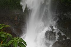 Aqua Flowing livre - homem feito Fotos de Stock Royalty Free