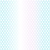 Aqua green fish scale seamless pattern. Colorful gradient net on white. Fish skin  pattern. Magic mermaid pattern. Fish seamless pattern tile. Mermaid tail Royalty Free Stock Photos